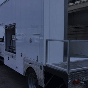 HALRAI INDUSTRIES | Specialized Truck Bodies - Trailers - Work Trucks